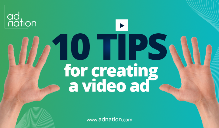 Video ad creation tips