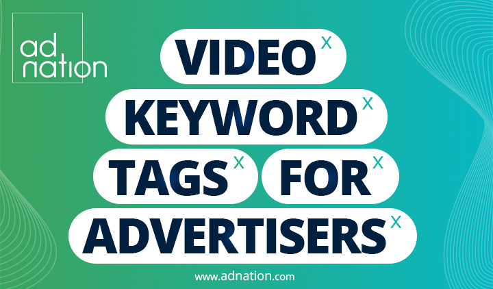 AdNation keywords for advertisers